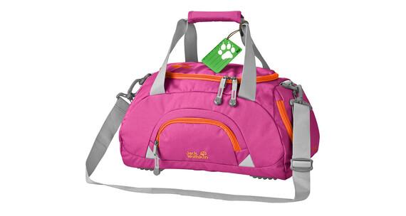 Jack Wolfskin Rockpoppy Sport Bag Kids fuchsia